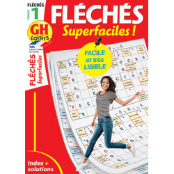 Fléchés superfaciles N°42 F1