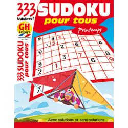 333 Sudoku pour tous N°40