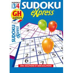 Sudoku express N°24 F3/4