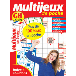 Multijeux de poche N°121