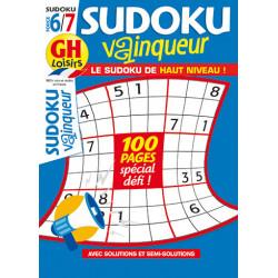 Sudoku vainqueur N°78 F6/7