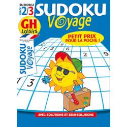 Sudoku Voyage N°77 F2/3