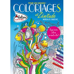 Coloriages et zénitude -...