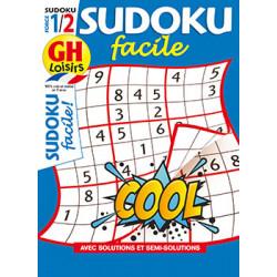 Sudoku facile N°21 F1/2