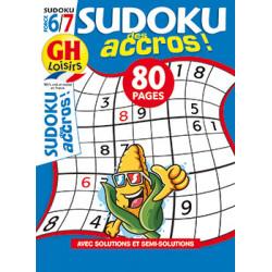 Sudoku des accros N°15 F6/7