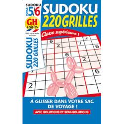 Sudoku 220 grilles N°67 F5/6