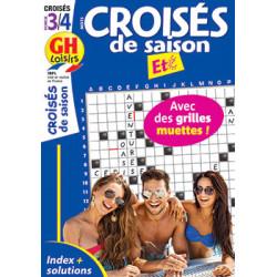 Mots croisés de saison N°45...