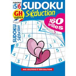 Sudoku séduction N°81 F5/6