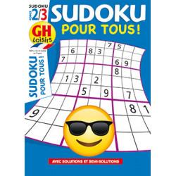 Sudoku pour tous N°17 F2/3
