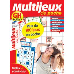 Multijeux de poche N°122