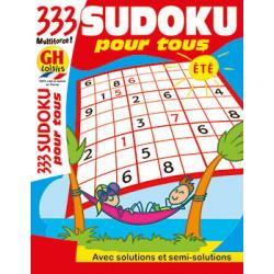 333 Sudoku pour tous N°41