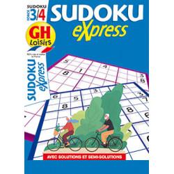 Sudoku express N°25 F3/4