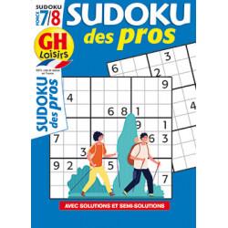Sudoku des pros N°17 F7/8