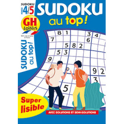 Sudoku au top N°10 F4/5
