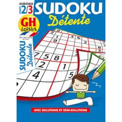 Sudoku détente N°25 F2/3