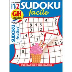 Sudoku facile N°22 F1/2