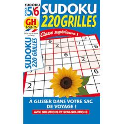 Sudoku 220 grilles N°68 F5/6