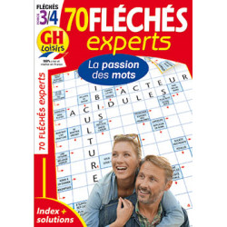 70 Fléchés experts N°1 F3/4