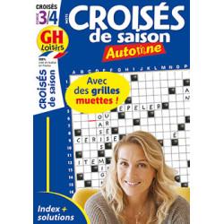 Mots croisés de saison N°46...
