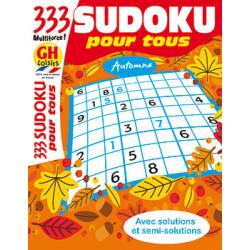 333 Sudoku pour tous N°42