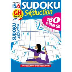 Sudoku séduction N°83 F5/6