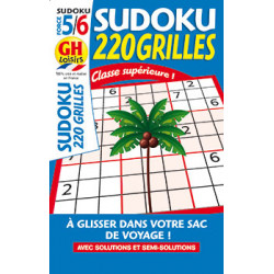Sudoku 220 grilles N°69 F5/6