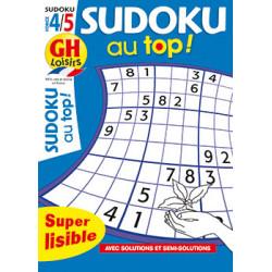 Sudoku au top N°11 F4/5