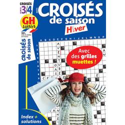 Mots croisés de saison N°43...