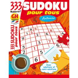 333 Sudoku pour tous N°38