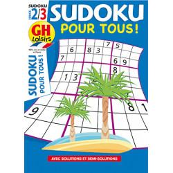 Abonnement France - Sudoku...