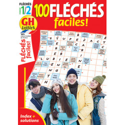 100 Fléchés faciles N°95