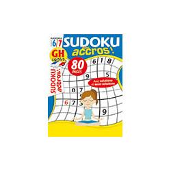 Sudoku des accros N°12 F6/7