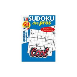Sudoku des pros N°12 F7/8