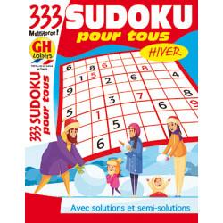 333 Sudoku pour tous N°39