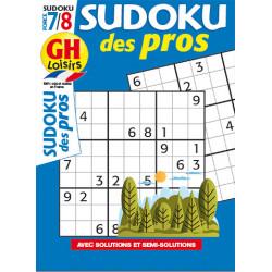 Sudoku des pros N°14 F7/8