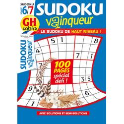 Sudoku vainqueur N°76 F6/7