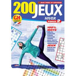 Abonnement Europe - 200 Jeux