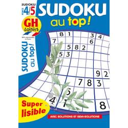 Sudoku au top N°8 F4/5