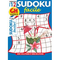 Sudoku facile N°19 F1/2
