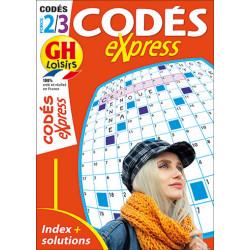 Codés express N°18 F2/3