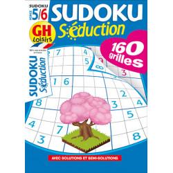 Sudoku séduction N°79 F5/6