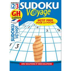 Sudoku Voyage N°76 F2/3