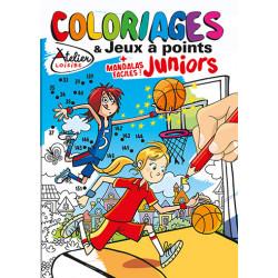 Coloriages et jeux à points...