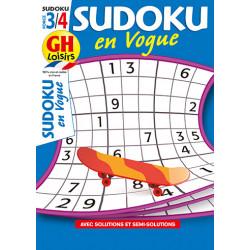 Sudoku en vogue N°12 F3/4