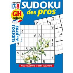Sudoku des pros N°15 F7/8
