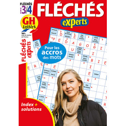 Fléchés experts N°34 F3/4