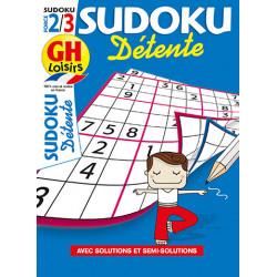 Sudoku détente N°23 F2/3