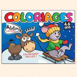 Coloriages 4-6 ans N°2