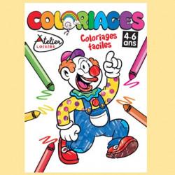 Coloriages 4-6 ans N°4