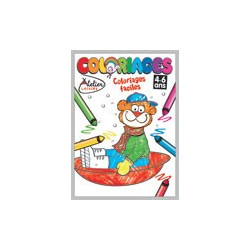 Coloriages 4-6 ans N°6